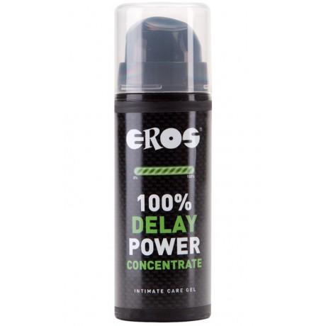 Gel 100% Delay Power Eros