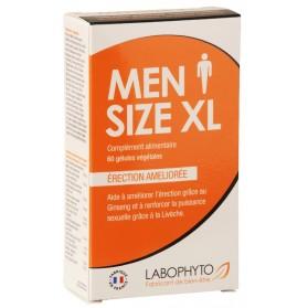 MenSize XL Erection Améliorée - 60 gélules