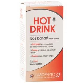 Bois bandé Hot Drink
