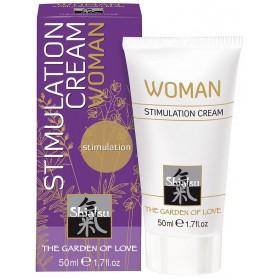 Creme Stimulation pour Femme