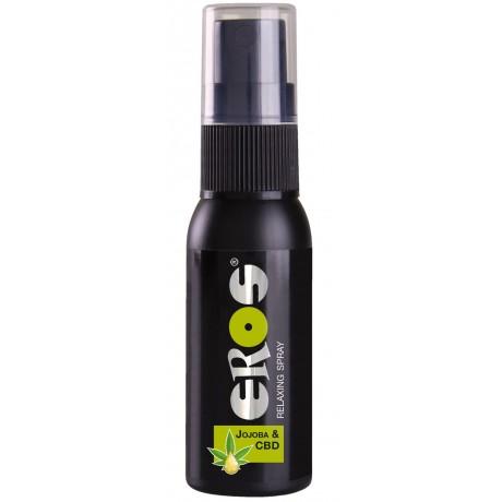 Spray Désensibilisant EROS au Jojoba et au CBD