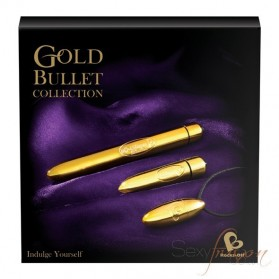 Coffret sextoys gold Bullet