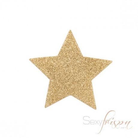 Nippies autocollant Flash stars