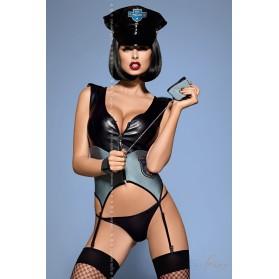 Deguisement coquin policiere sexy
