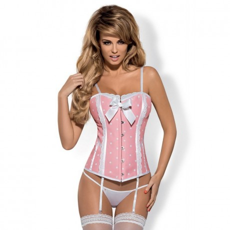 Corset sexy Pin'Up