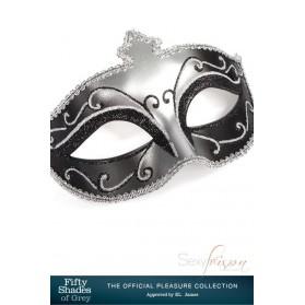 Masque venitien 50 nuances de Grey