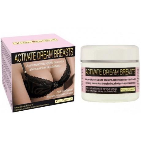 Crème activate dream breast